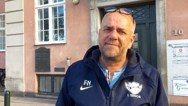 Interview med sportschef Frank Nielsen
