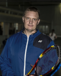 Vandborg møder Bo Mortensen