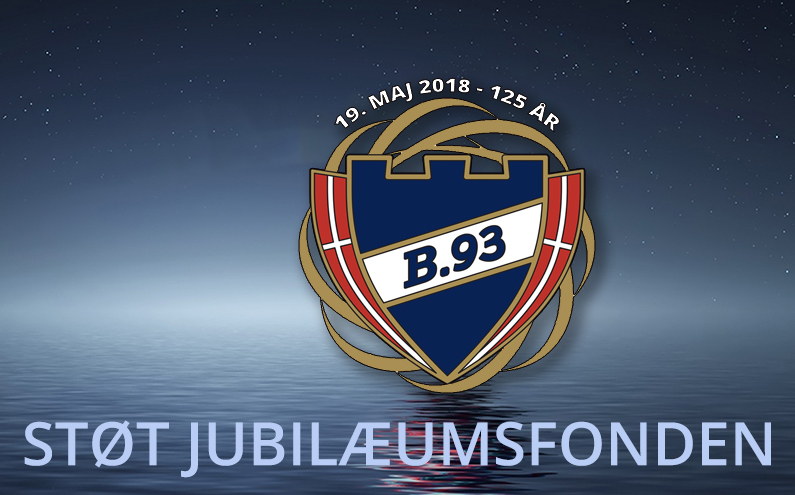 Vær med til at fejre klubbens 125 års jubilæum 19. maj 2018