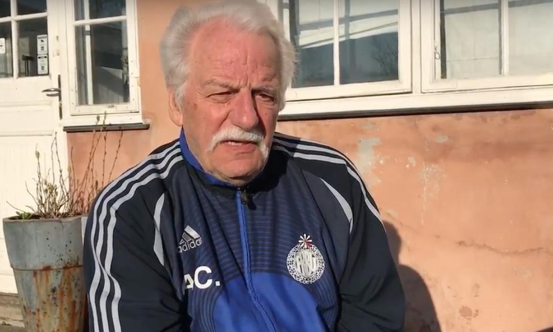 B.93 TV: Vandborg møder Arvid Christensen