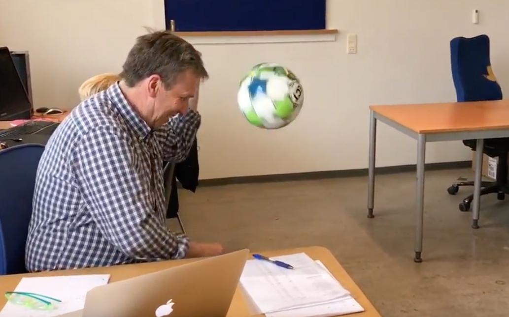 Claus Vandborg møder Jesper Nielsen