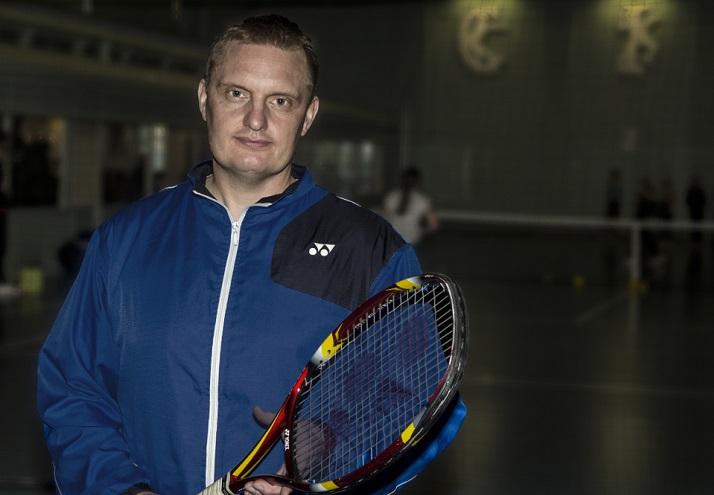Tennisafdelingen i kamp mod cancer