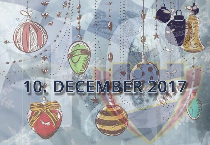 B.93 julekalender – 10. december 2017