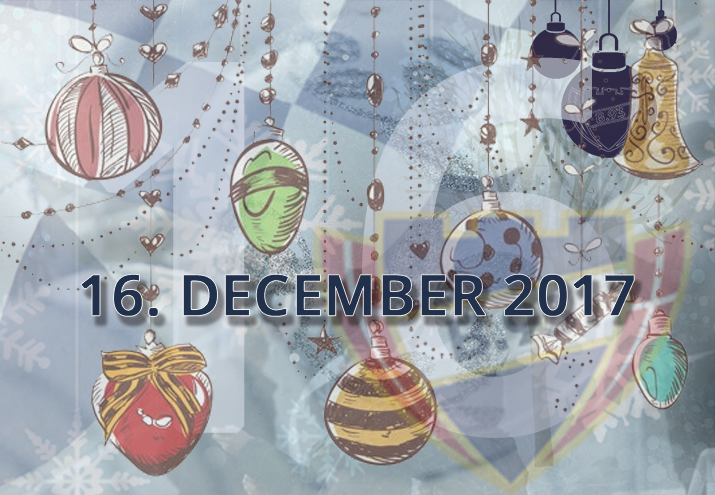 B.93 julekalender – 16. december 2017