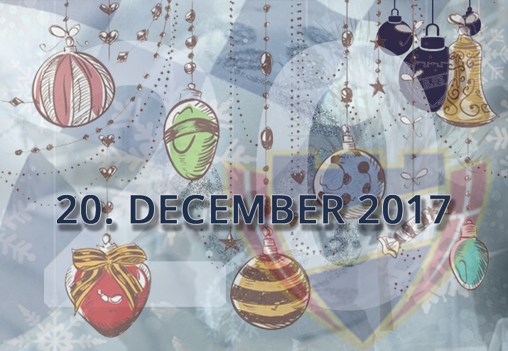 B.93 julekalender – 20. december 2017
