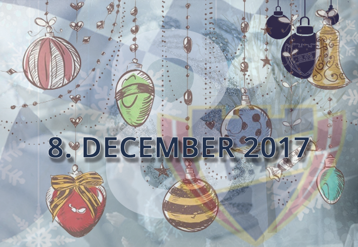 B.93 julekalender – 8. december 2017