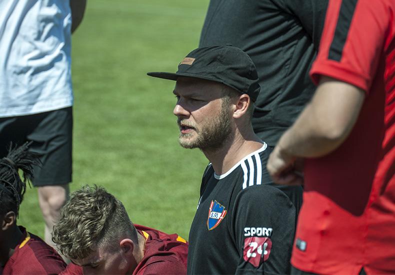 Martin Jensen er ugens udvalgte profil