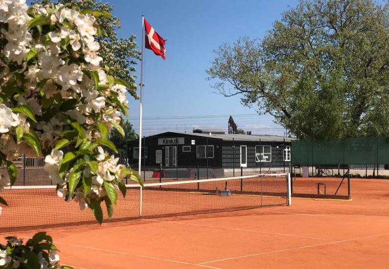Ny hjemmeside til Tennisafdelingen