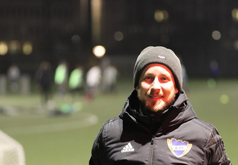 Lasse Frølund er ugens profil