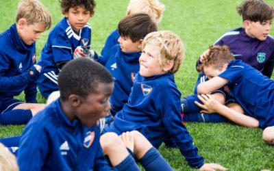 Kom gratis til fodbold som ungdomsmedlem