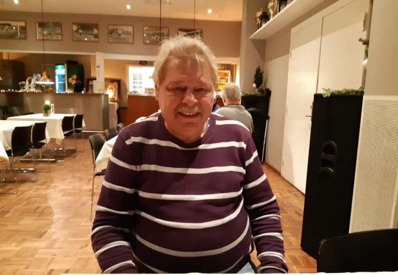 Jens Stahlhut er ugens profil