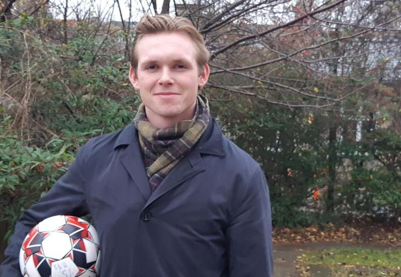 Rasmus S. Anker er ugens profil
