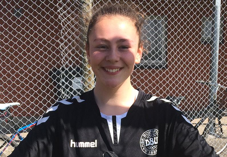Sara Brunt Poulsen er ugens profil