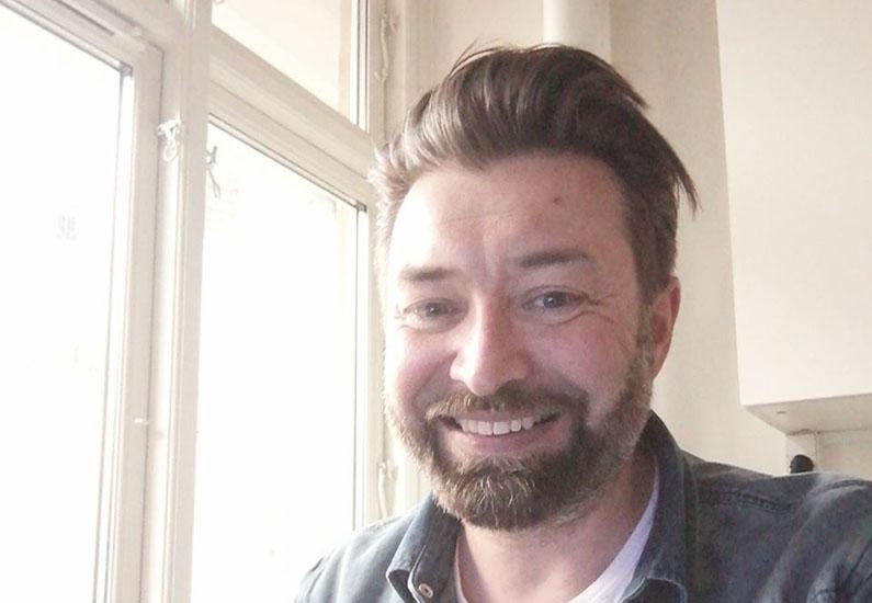 Christian Lunøe er ugens profil