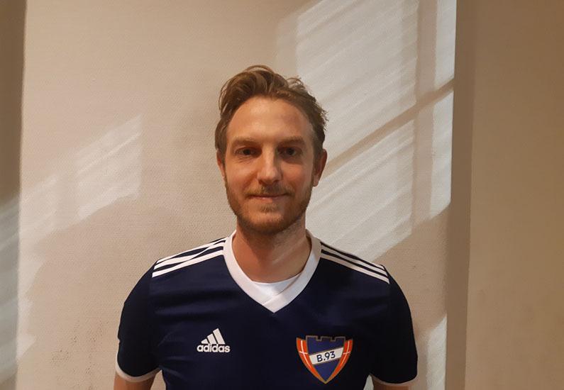Nicolaj Berendt er ugens profil