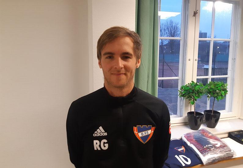Rasmus Good er ugens profil