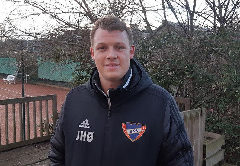 Jacob Østerberg er ugens profil
