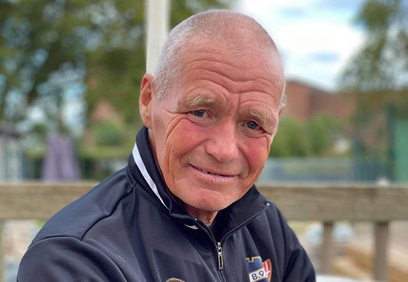Ugens profil er Poul Aarøe