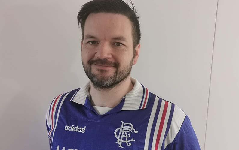 Totte Sebastian Bjørn Grønvall er ugens profil