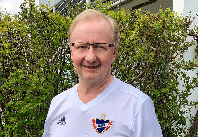 Benny Madsen er ugens profil