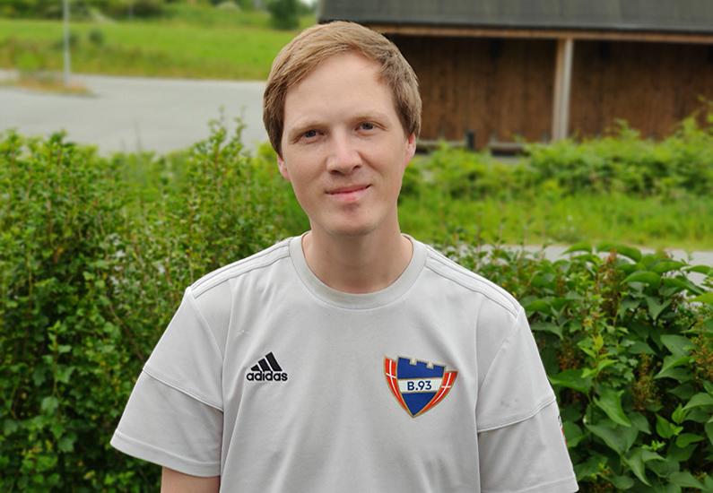 Steffen Hansen er ugens profil