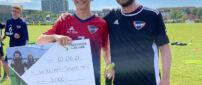 William Bjarnø er ugens profil