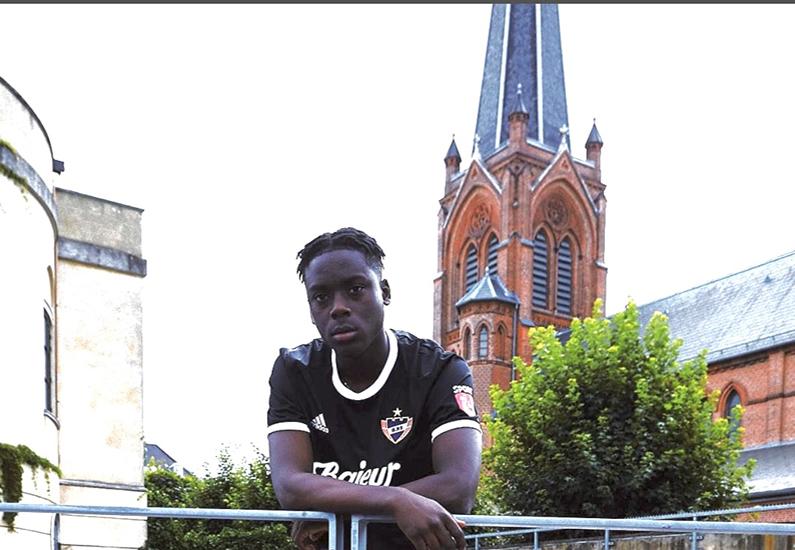 Denzel Akyirem er ugens profil