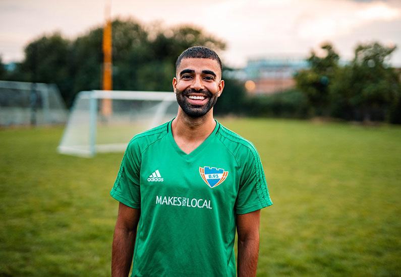 Rowshan Fatahi er ugens profil